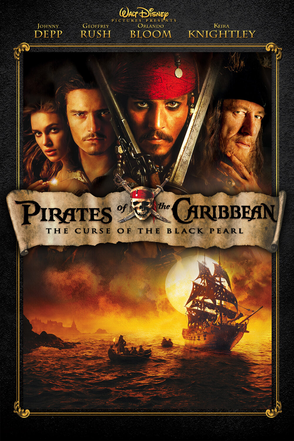 Pirates of the Caribbean: The Cure of the Black Pearl